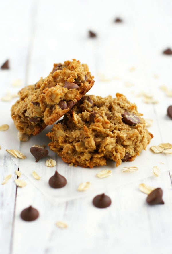 vegan breakfast-cookies