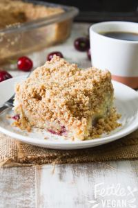 cherry coffee cake
