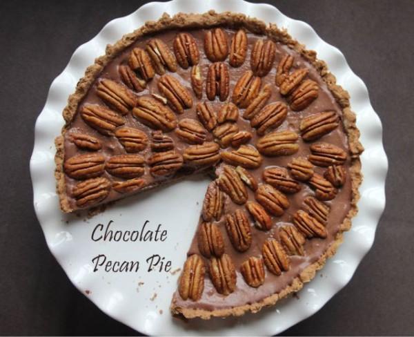 chocolate-pecan-pie