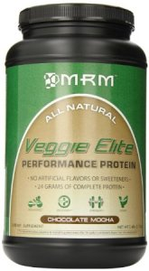 mrm veggie elite protein powder