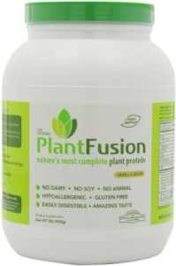 plantfusion vegan protein powder