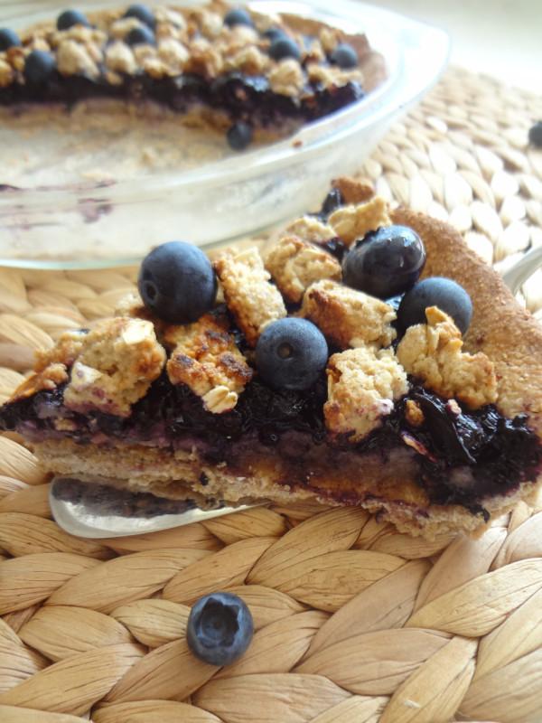 vegan cheesecake pie