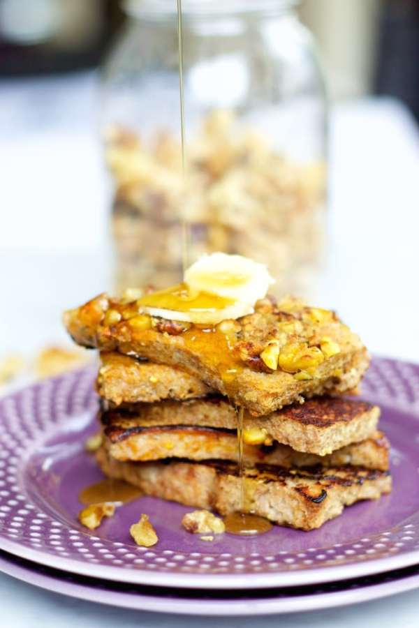 Banana Nut French Toast