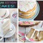 13 Vegan Birthday Cake Recipes + 1 Extra for Good Luck