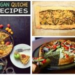 7 Vegan Quiche Recipes