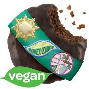 thin mints vegan