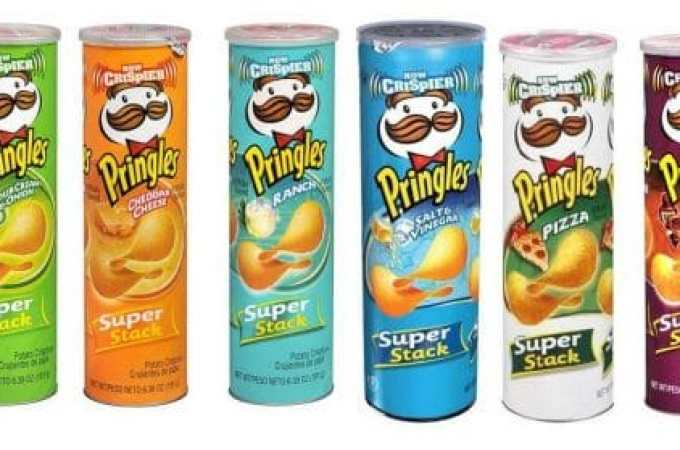 Which Pringles flavors are vegan?