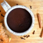 Gingerbread-Spiced Hot Chocolate