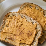 Homemade Spiced Peanut Butter