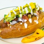 "Sonoran Veggie Dogs – AKA ""Mexican Hot Dogs"""
