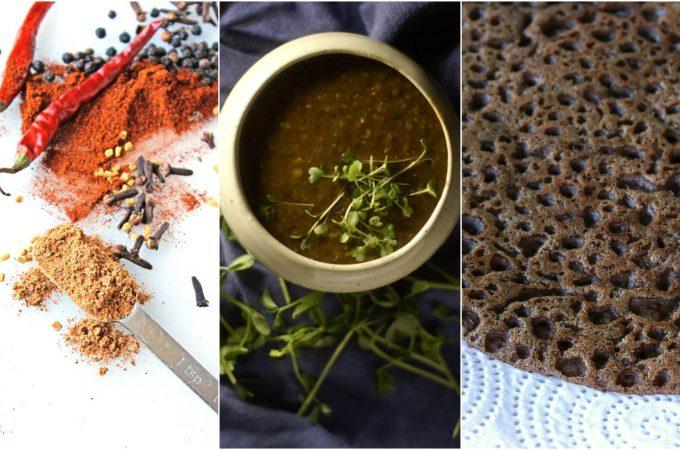 authentic vegan Ethiopian recipes