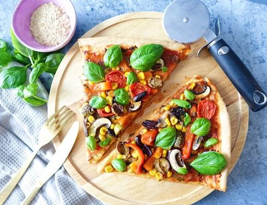 Pizzateig Vegan