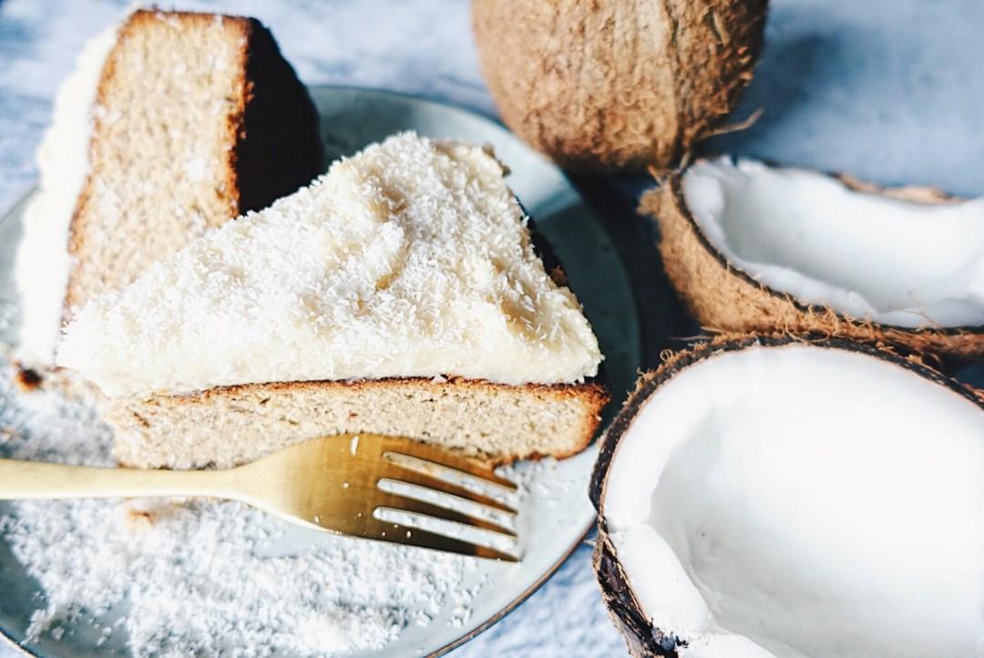 Coconut Love Cake Vegan