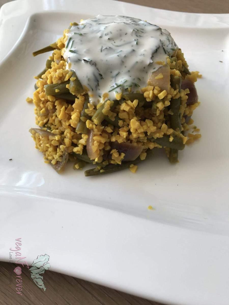 Lupinen-Bonen-Curry