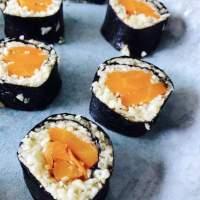 """""""Nep-Zalm"""" Pastinaak Sushi"""