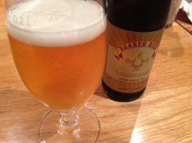 Ein Bier mit dir und wir.