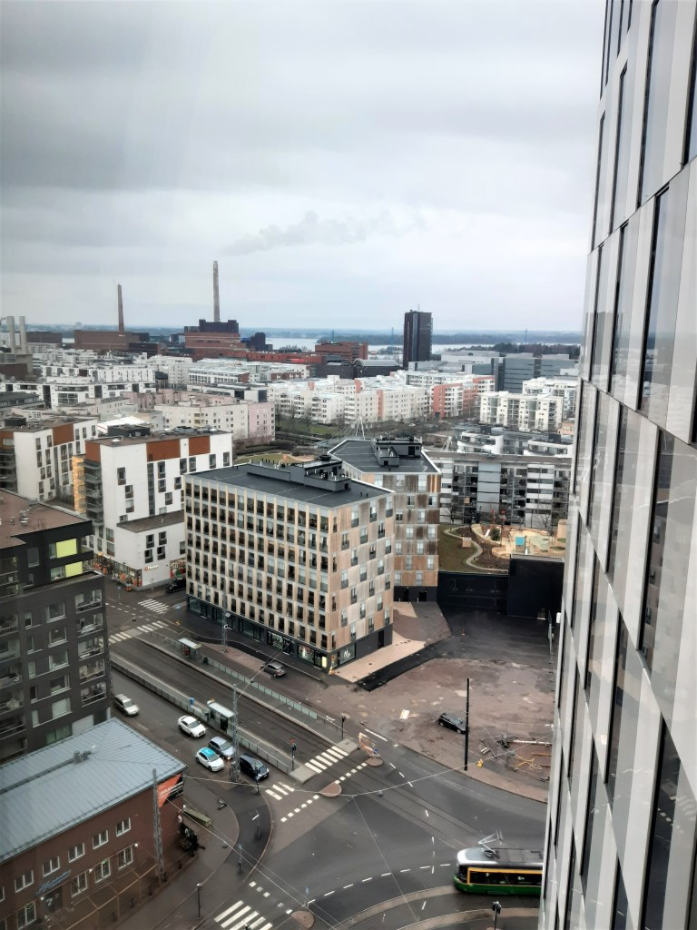 stayacation at clarion helsinki