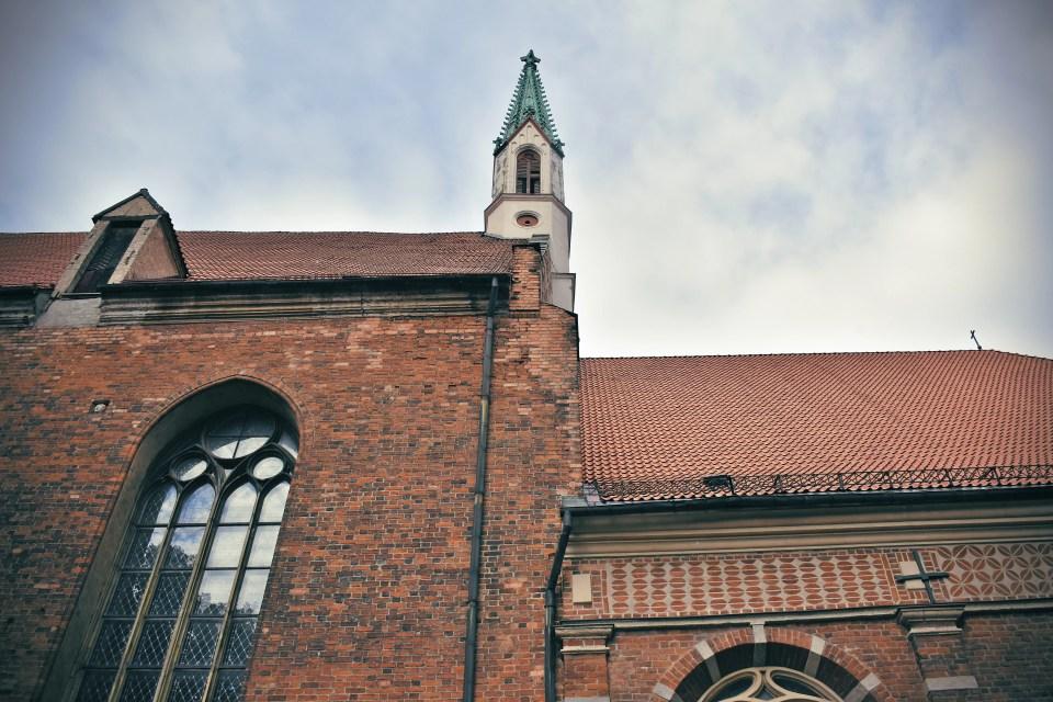 st John's church riga
