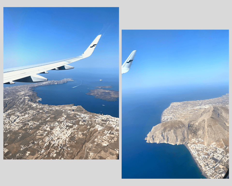 travelling to the Greek islands