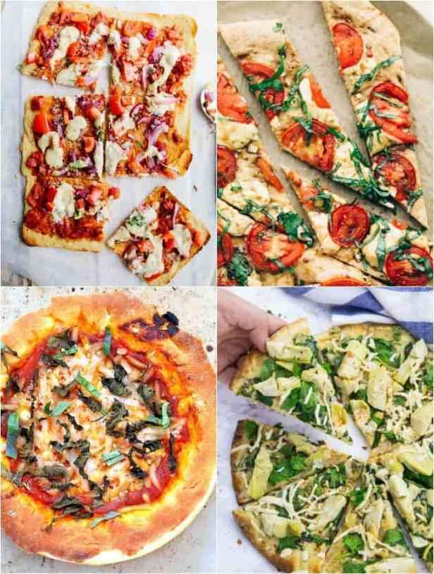 18 Drool-Worthy Vegan Pizza Recipes