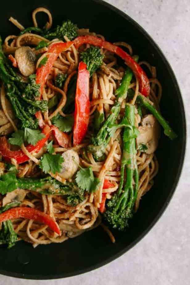Vegan Asian Recipes