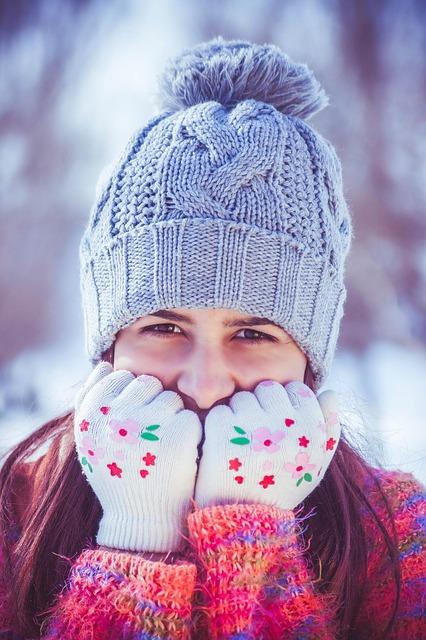 Wintery Woman