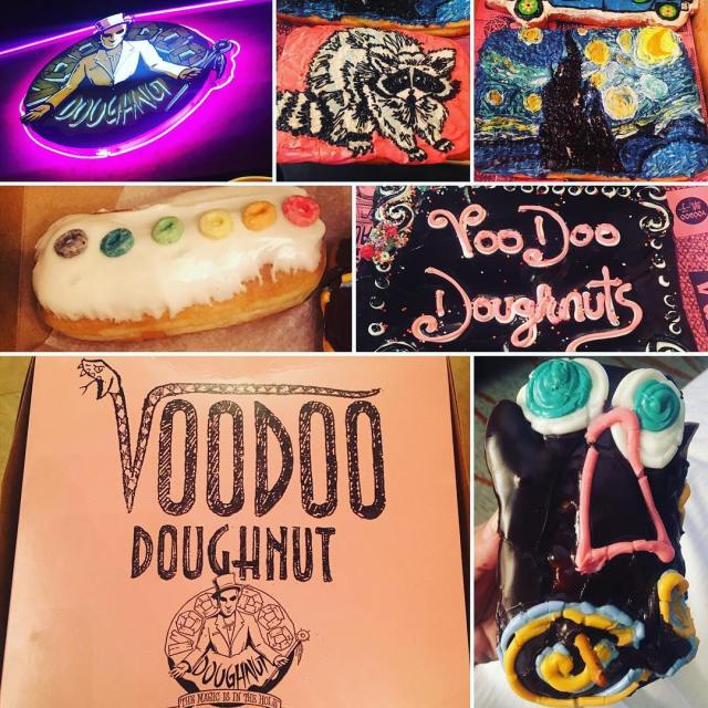 Looking for a vegan doughnut fix in denver ??? Headhellip
