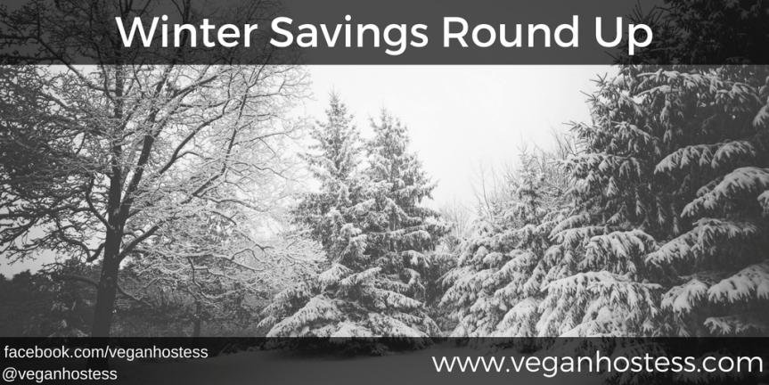 December Holiday Savings Round Up