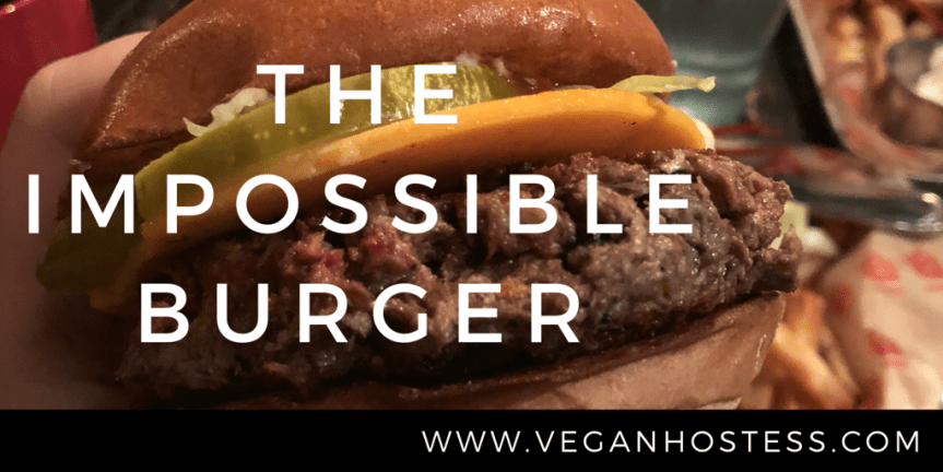 The Impossible Burger: My 5-Minute Review