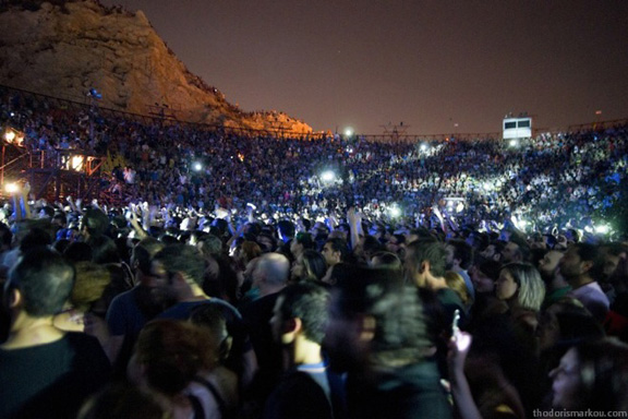 Morrissey koncert