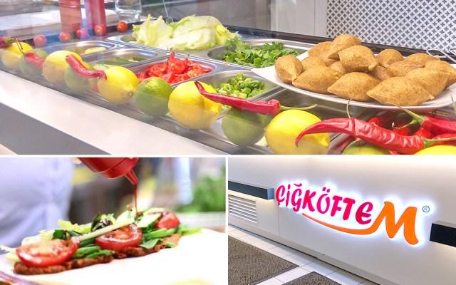 Cigköftem vegetáriánus török étterem