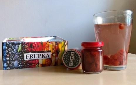 Frupka sült tea