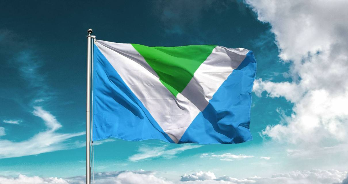 Megszületett a hivatalos, nemzetközi vegán zászló