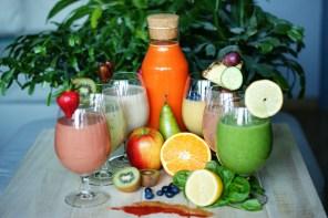 Jak pić smoothie? – Wszystko, co powinieneś wiedzieć oowocowo-warzywnych koktajlach