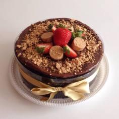 Chocolate com Paçoca