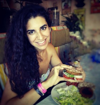 Ainhoa Sanchez Blogger de Recetas veganas - VEGANISTA