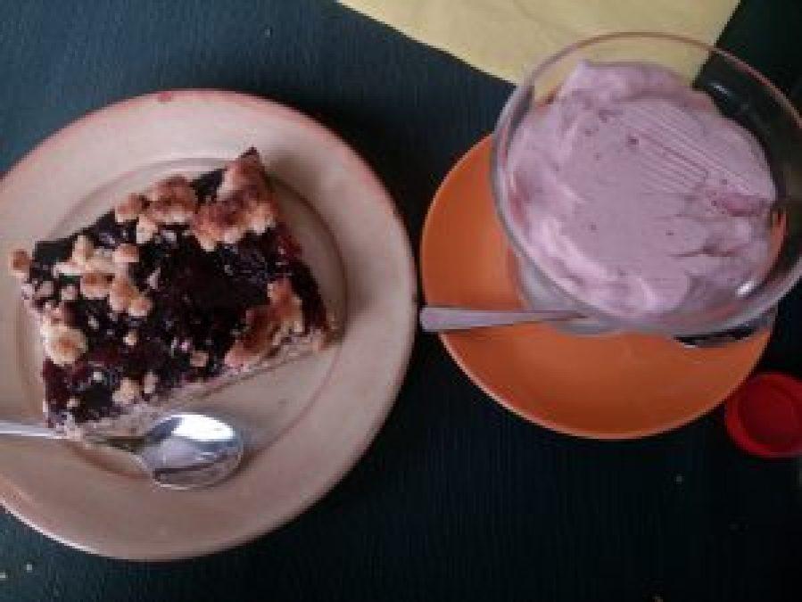 Postres veganos tarta vegana helado vegano