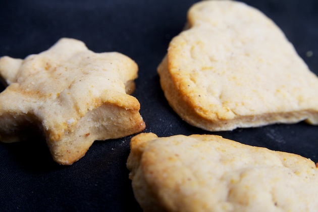 Gember-kaneel koekjes