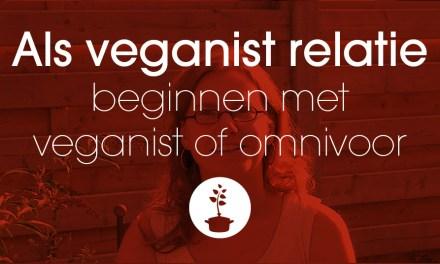 Als veganist een relatie beginnen met een veganist of met een omnivoor?