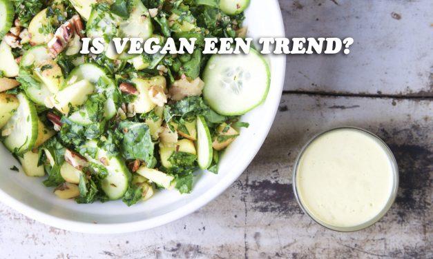 Is vegan een trend?