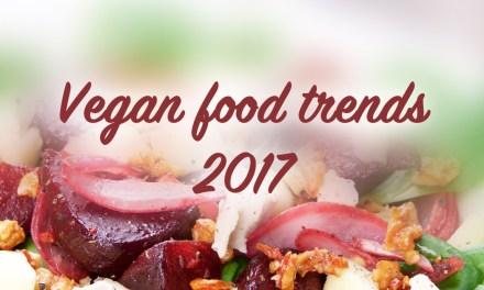 De 10 leukste (vegan) food trends voor 2017