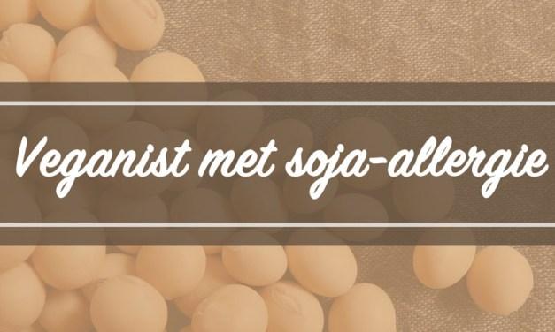 Veganisme en soja-allergie
