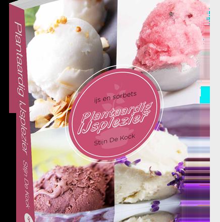 Plantaardig ijsplezier - vegan ijsjes