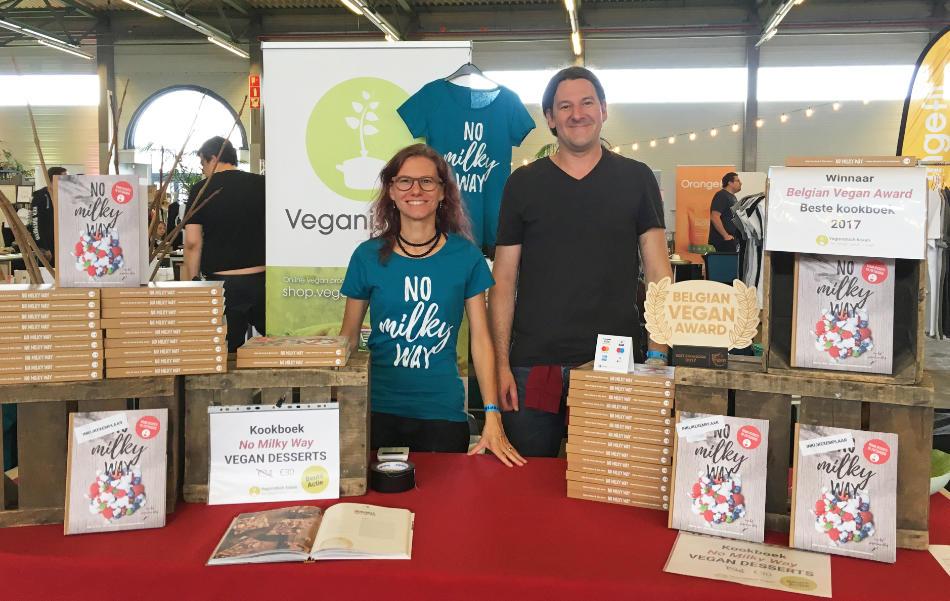 Veganistisch koken op Vegan summer fest 2018