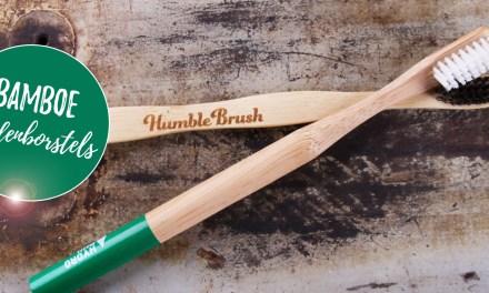 Bamboe tandenborstels