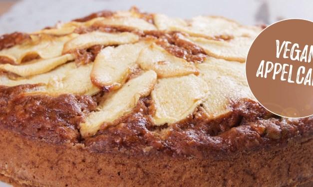 Vegan appelcake – basisrecept