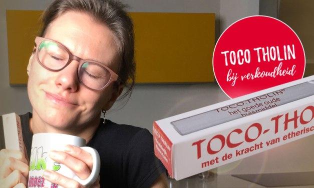 Toco Tholin – Mijn verkoudheid de baas met dit natuurlijk middeltje