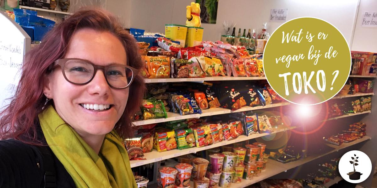 Wat is er vegan bij de toko? (shoppen in de Aziatische supermarkt)