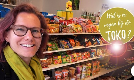 Wat is er vegan bij de toko? (shoppen in de Aziatische supermarkt)