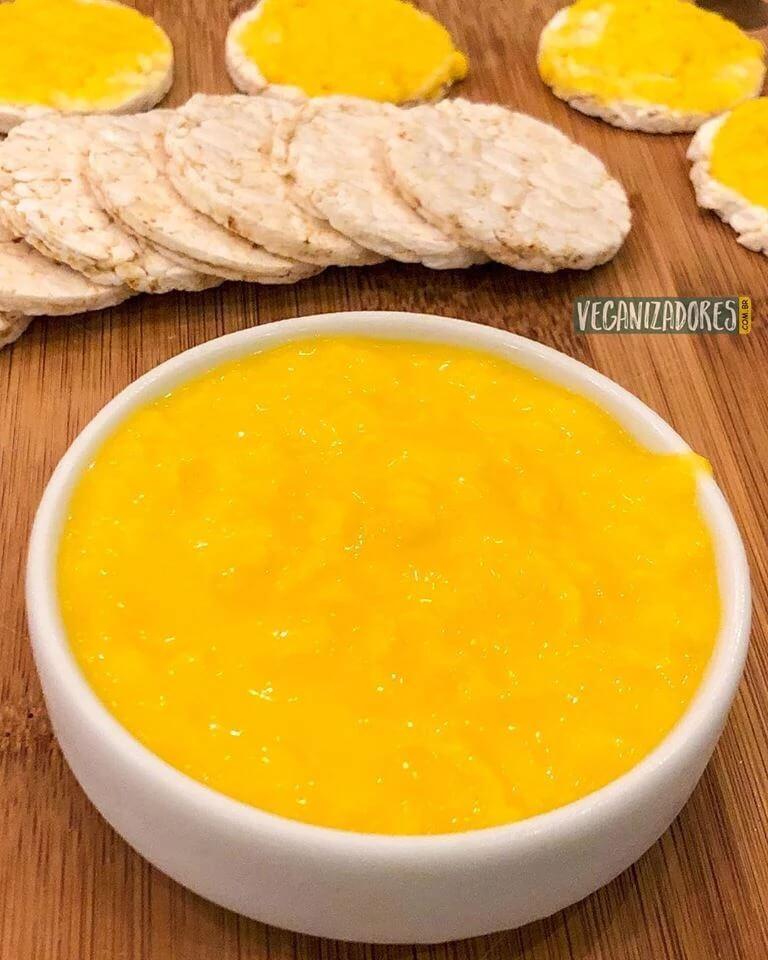 Manteiga Vegetal / Margarina - Receita Veganizadores